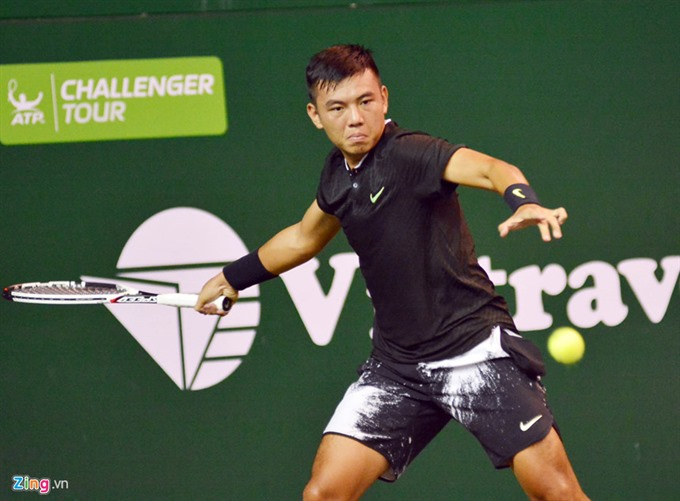 Nam ousted from Vietnam Open mens singles