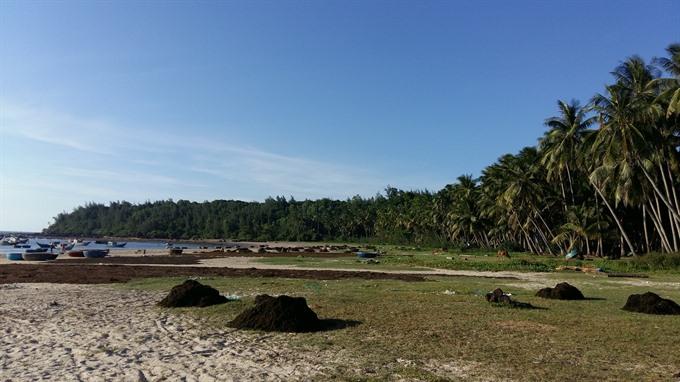 Eco island fights flood of rubbish