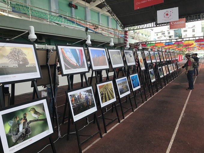Heritage photo exhibition held in HCM City