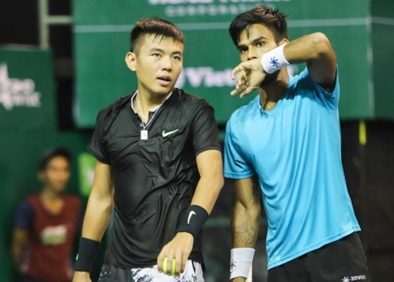 Nam and Nagal ousted from Vietnam Open
