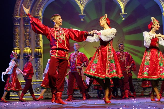Concerts arts to celebrate 100th anniversary of Russia October Revolution