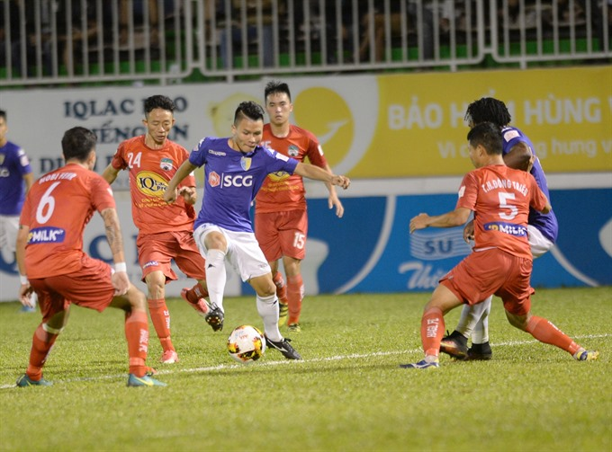 Hoàng Anh Gia Lai win avoid league relegation