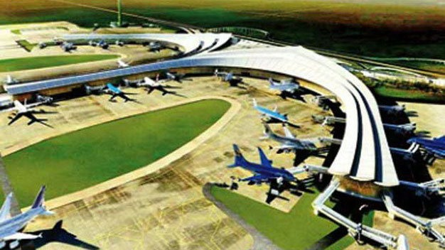 NA discusses new airport competition law
