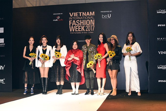 International local designers gather for VN fashion week