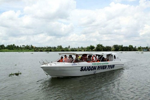 New tours launched on Sài Gòn River