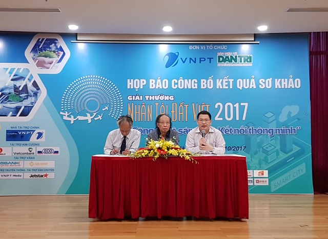 VN Talent Award 2017 announces 17 top IT products