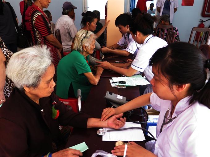 HCM City suffers shortage of nursing homes