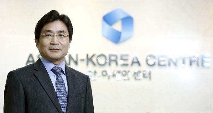 South Korean-ASEAN links glow