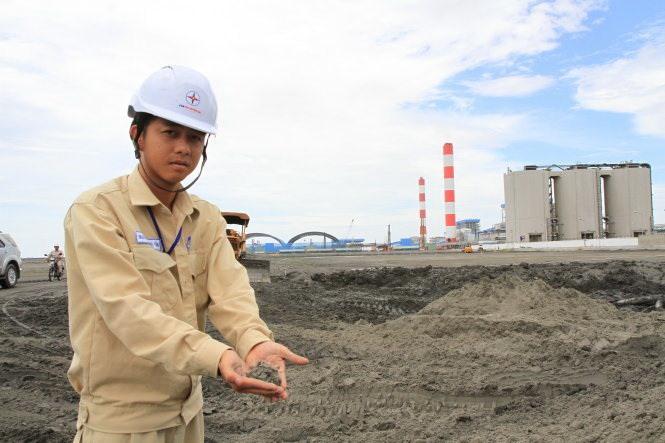 Mekong Delta seeks to use boiler slag as construction materials