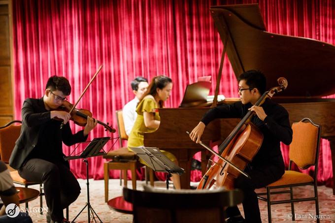 HCMC to hear fall music