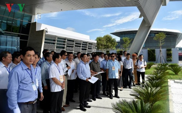 Private sector invests in APEC infrastructure
