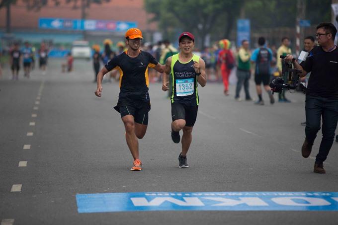 Annual run becomes a marathon