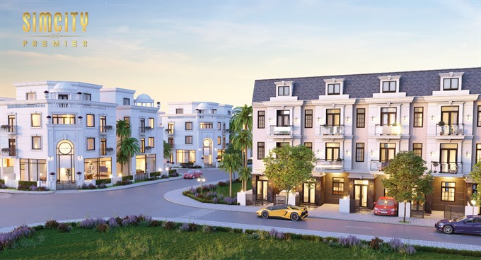 Anpha Holdings opens showhouse for smart city project