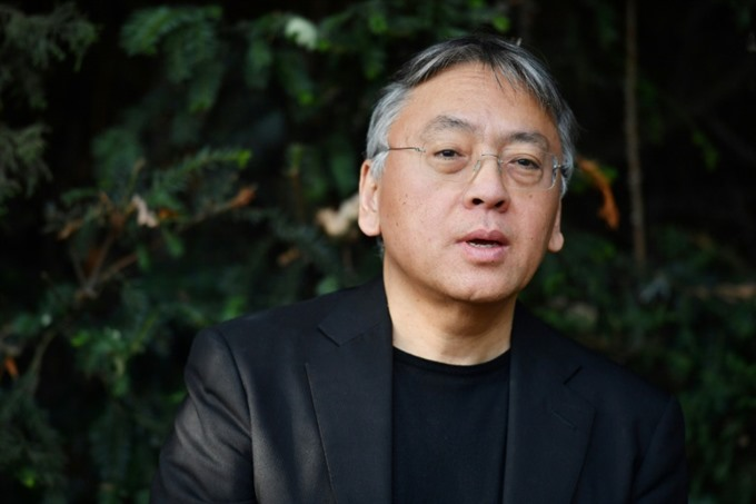 Remains of the Day author Ishiguro wins Nobel Literature Prize