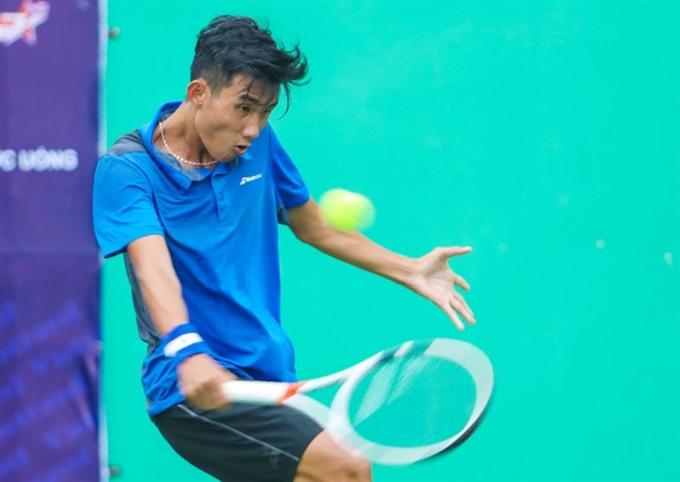 Bình Dương win mens tennis team title first time in history