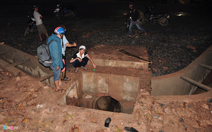 No culpability as children drown in manholes sewers