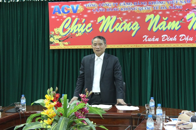 Transport minister to head Đà Nẵng Party Committee