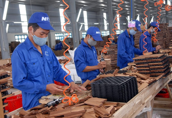 Timber product exports to hit 8 billion