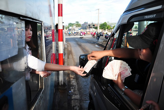 BOT road toll reduced after drivers protest