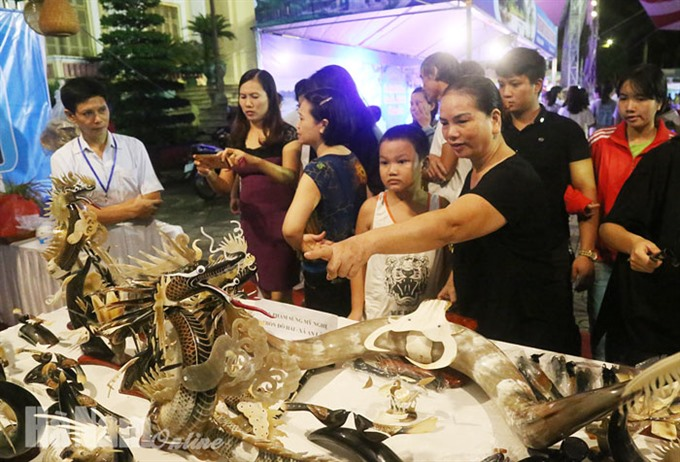 First festival promoting Hà Nams tourism held