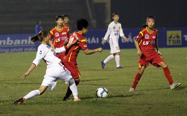 HCM City win to lead national league