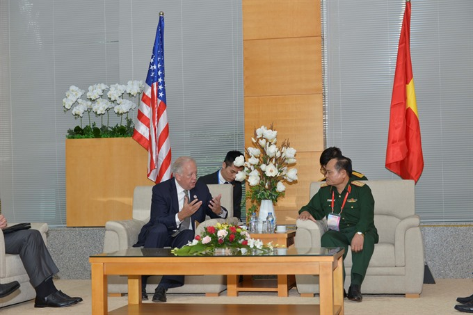 US VN celebrate dioxin remediation at Đà Nẵng Airport commit to continue at Biên Hòa Airbase