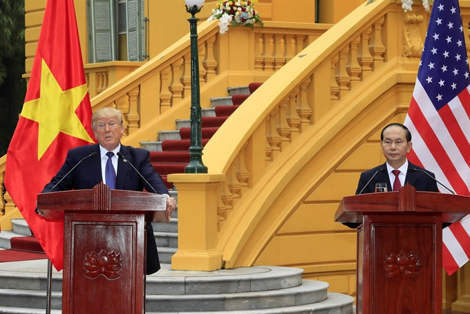 Measures to develop Việt Nam - US relations discussed