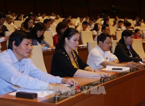NA passes 2018 budget estimates
