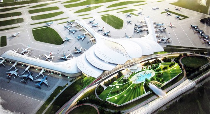 NA deputies raise concerns over Long Thành airport funding