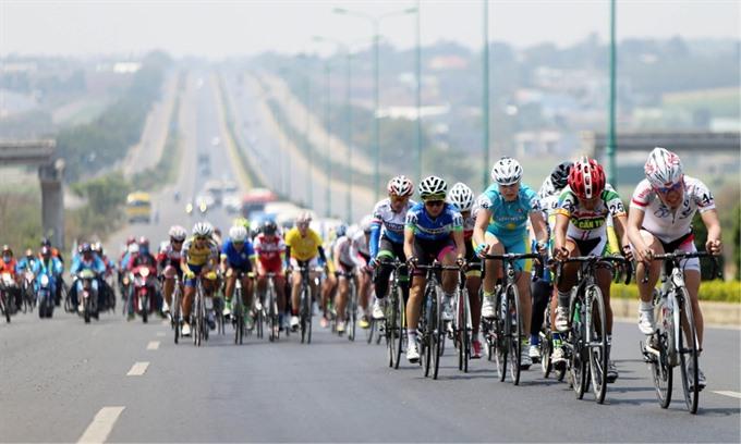 Bình Dương cycling race to draw strong field