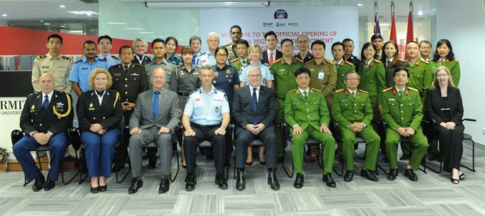 Law enforcement officers learn how to investigate transnational cybercrimes