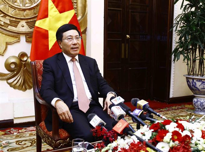 APEC 2017 a comprehensive success: Deputy PM Phạm Bình Minh