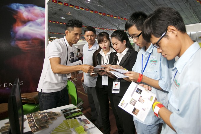 German Job Fair to be held in HCM City