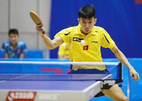 Best ping-pong players to compete in Đắk Lắk