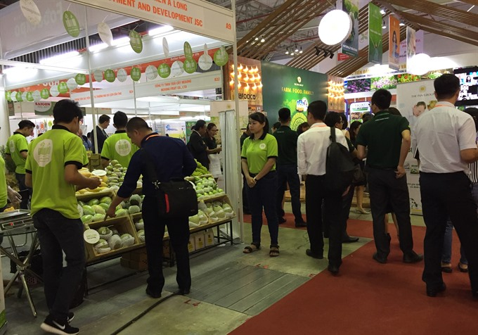 VN Foodexpo opens in HCM City