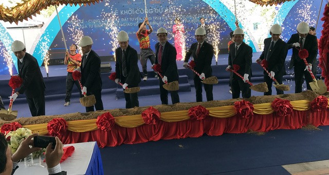 HCM City to build 10km-long underground water pipe