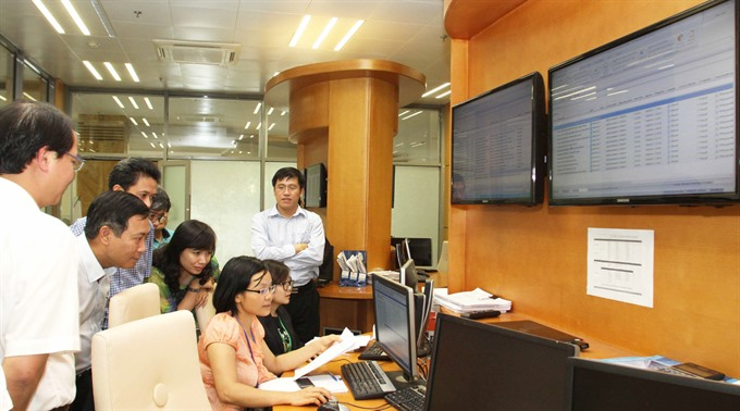 VN-Index hits new 10-year high on investor optimism