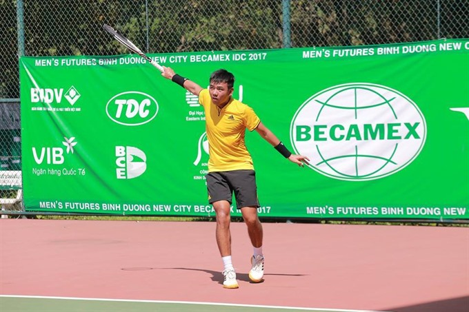 Nam qualifies for Việt Nam F2 quarters