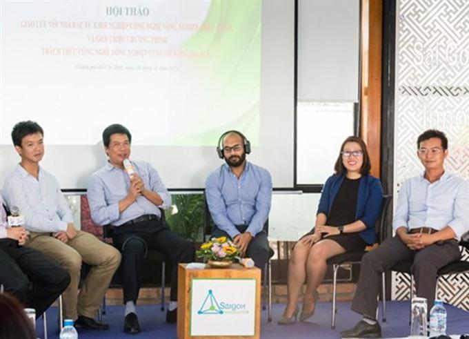Mekong Agriculture Technology Challenge programme starts