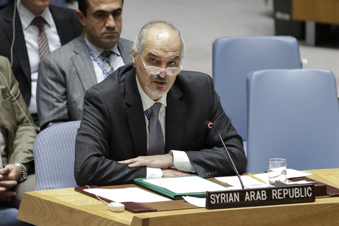 Japan in UN bid to save Syria gas attacks probe