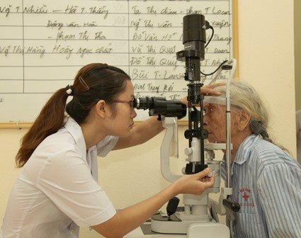 Community-based care programme in Ninh Bình helps elderly