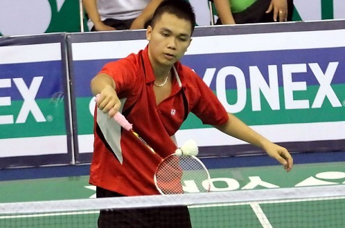 VN athletes advance at Lao badminton event