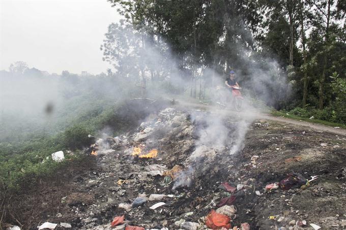 Pollution lifestyles raise death rate