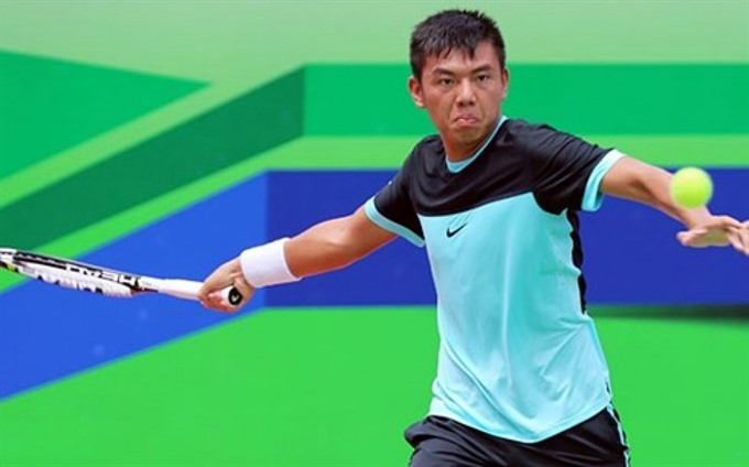 Nam wins first round of Việt Nam F3 Futures