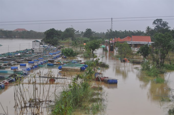 Huế hit by fifth flood in just a month