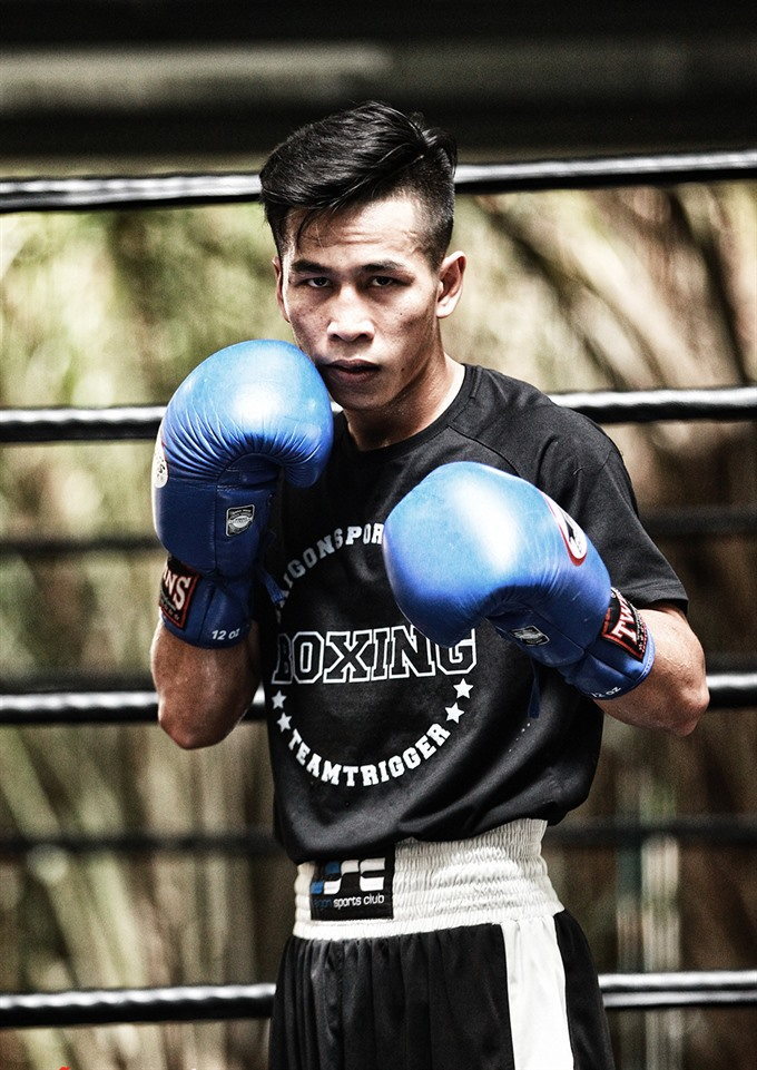 Thảo to punch for WBC Asian title in Bangkok