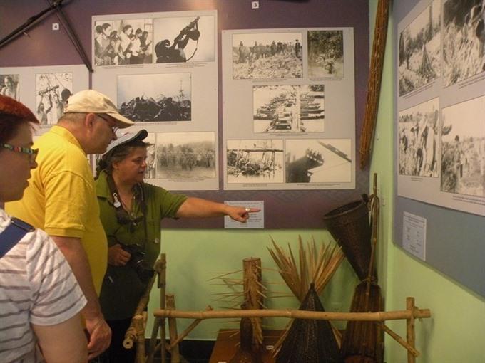 Photo exhibition reviews Bình Phướcs development