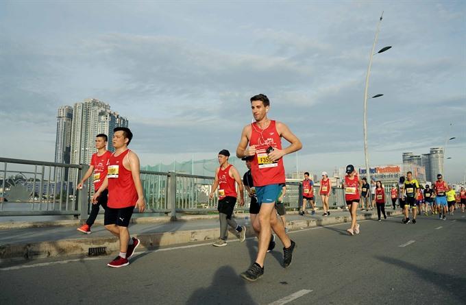 Kenya dominate intl marathon event
