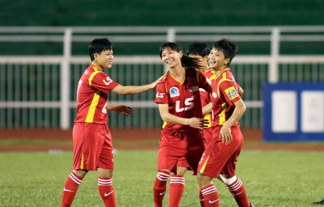HCM City 1 win maintain national top spot