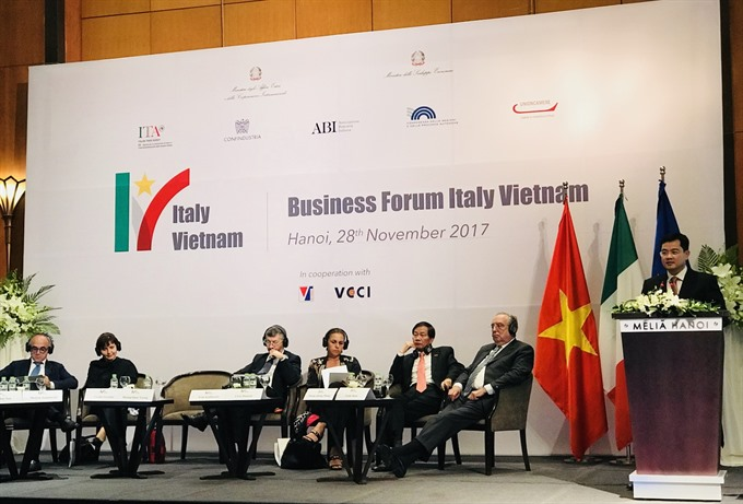 Italians hope to boost VN trade